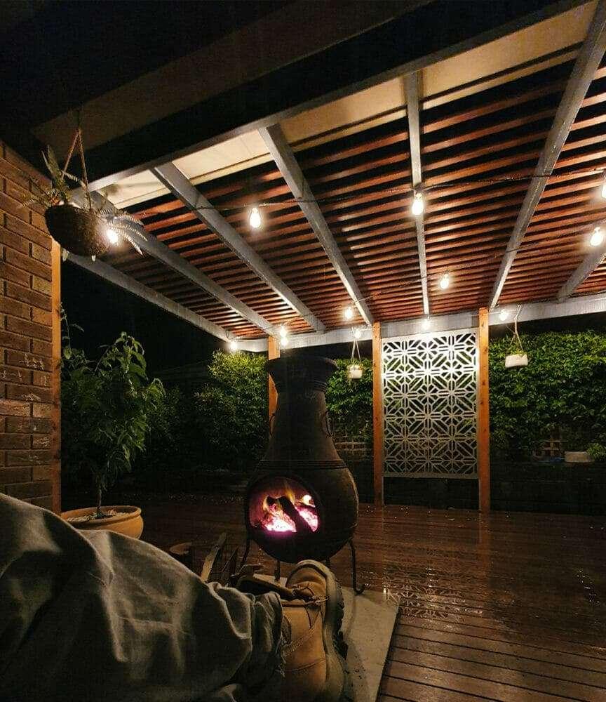Doreen outdoor lighting